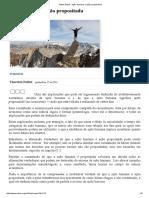 Mises Brasil - Ação Humana é Ação Propositada