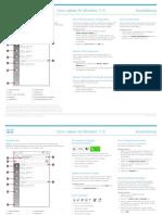 Cisco Jabber for Windows-QSG Release11-5-De De