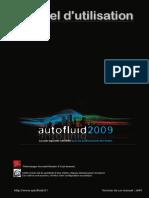 AutoFLUID2009 Manuel d'Utilisation