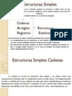 Estructuras Simples 2015 - Parte1
