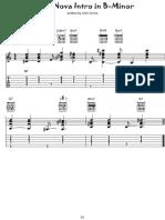 Bossa Intro in B-Minor.pdf