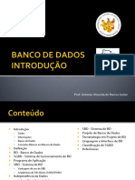 Aula03 - Introducao SGBD