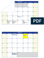 Calendario 1 Semestre 08nov17