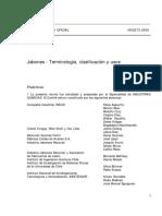 NCh0273 56 JABONES Terminologia
