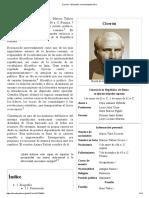 Cicerón - Wikipedia, La Enciclopedia Libre
