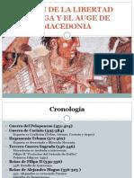 Alejandro Magno y Helenismo