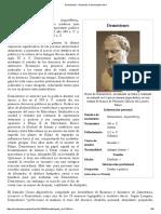 Demóstenes - Wikipedia, La Enciclopedia Libre