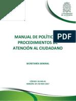 Manualdepolíticasyprocedimientosdeatenci.sg MA 01