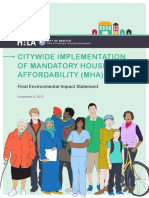 City of Seattle - OPCD - MHA FEIS Appendices 2017