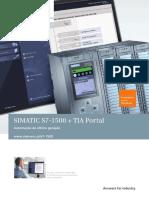 SIMATIC S7-1500_Alto Desempenho e Produtividade Na Industria