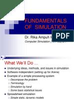 02 Fundamental of Simulation
