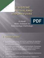 4 Le Syst Hypothalamo Hypophysaire