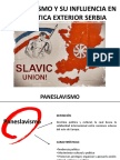 Paneslavismo y Su Influencia en La Politica Exterior