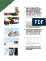 Proceso de Produccion Del Cemento (1)