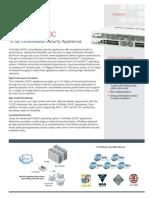 FortiGate-3240C datasheet