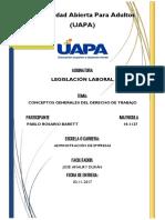 Tarea 1 Legislacion Laboral