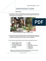 2.Aprsaf-24 Water Rocket Event Rules for Launch Competition