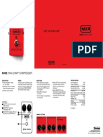 M102 Compresor