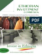 Ethiopia-Investment Guide