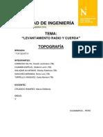 Informe de Topo 2