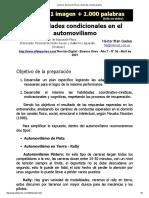 Capacidades Condicionales en El Automovilismo