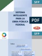 Sistema Inteligente Para La Obra Pública Federal