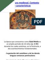 Literatura medievo (1)