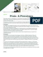Prototype Og Provotypes