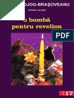 Rodica Ojog Brasoveanu- Cristescu  O bomba pentru Revelion