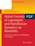 (Interaction of Mechanics and Mathematics Series) Lee, Taeyoung_ Leok, Melvin_ McClamroch, N. Harris-Global Formulations of Lagrangian and Hamiltonian Dynamics on Manifolds _ a Geometric Approach to m