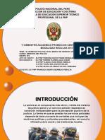 El Derecho Policial en El Marco de Ciencias Jurídicas - e3 Pnp Zeballos