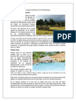 Lugares Turísticos de Chimaltenango