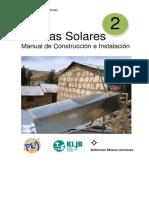 2 Manual Termas-Solar