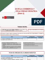 Analisis y Pertinencia UD