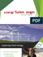Energi Turbin Angin Arief 2017