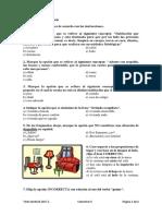 Prova de Língua Espanhola Para Teste de Nível
