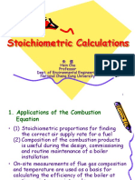 02 Stoichiometric Calculations