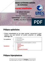 tumores intestinales