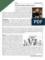 16_fallecimiento Del Mariscal Ramon Castilla