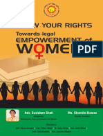 Handbook on Womens Rights