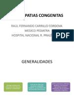 Cardiopatias Congenitas 2017 Uc