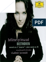 Hélène Grimaud plays Beethoven