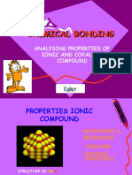 5.4 (a) Ionic and Covalent Compounds Properties