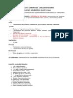 proyecto cincuentenario institucional