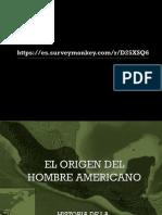 001_el Origen Del Hombre Americano