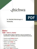 Presentación de Quechua Prac-2
