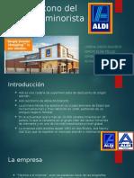 Presentacion Aldi