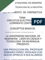 Clase_1_CIRCUITOS ELECTRICOS DE CC.TEOREMAS DE REDES.INTRODUCCION.ppt