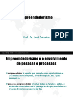 empreendedorismo (Dornelas)