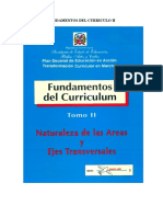 FUNDAMENTOS DEL CURRICULO II.doc